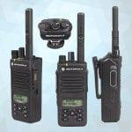 XPR3500e Portable Two-Way Radio