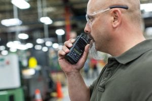 Motorola Two Way Radios for Manufacturing
